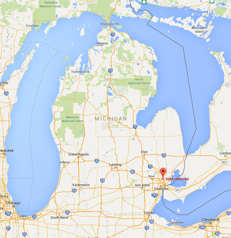 Equipment Services Group Headquarters is located in Detroit Michigan
